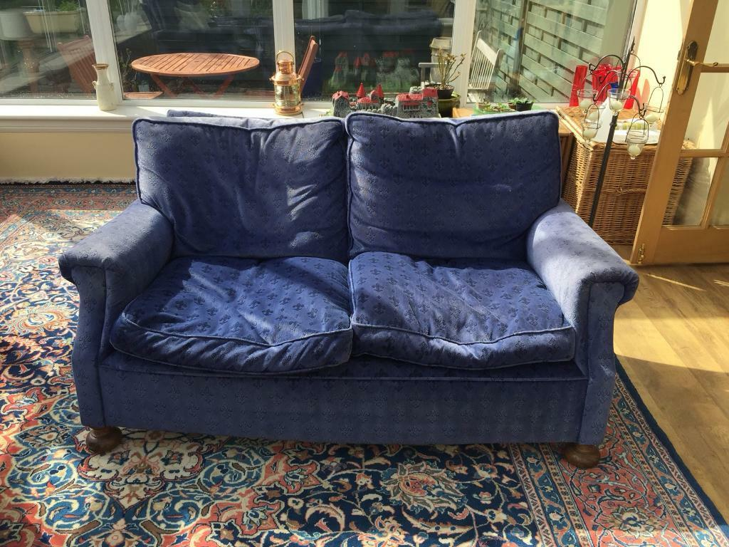 Stupendous 1930S Sofa And Two Arm Chairs In Corstorphine Edinburgh Gumtree Dailytribune Chair Design For Home Dailytribuneorg