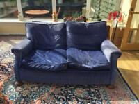 1930's Sofa and two arm chairs
