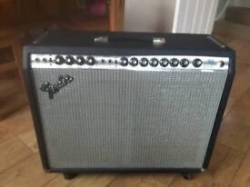 Fender twin reverb 135w 1976 valve amp amplifier