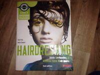 Level 3 Hairdressing book