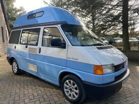 Transport auto sleeper trident camper