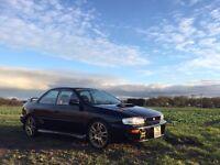 Subaru Impreza WRX STI (version 4)