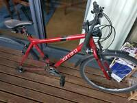 Carrera hybrid bicycle Spares