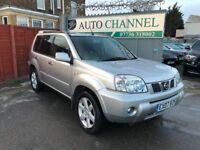 Nissan X-Trail 2.2 dCi Columbia 5dr£3,445 p/x welcome TOP OF THE RANGE. SAT NAV