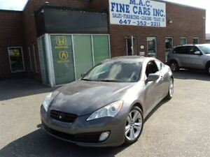 2011 Hyundai Genesis Coupe 2.0T - LEATHER - SUNROOF