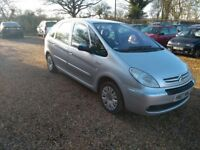 2007 Citroen Xsara 1.6 3 Months MOT Service History Low Milage 2 Former Keepers Cheap Car