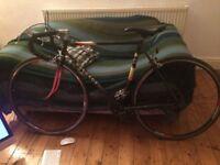 Vintage Raleigh Racing Bike Bicycle
