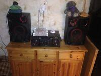 Lg stereo worth £1000