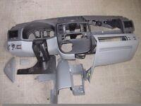 Left hand drive European dashboard VW Transporter T5 2004 - 2010 LHD ideal conversion part