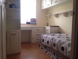 Neat and Very Clean single room available in a family house