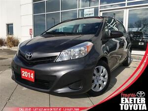 2014 Toyota Yaris LE HATCH BACK