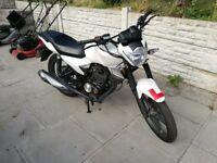 Keeway RK 125CC RKS RKV Motorcycle Not Scooter Honda SYM Sinnis Suzuki