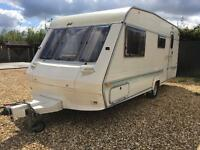 1998 4 Berth End Wash Room Abi Marauder-Gold with Motor-Mover And full awning