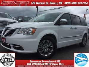 2016 Chrysler Town & Country Touring-L   HEATED LEATHER   NAVIGA