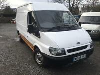 2006 (06) Ford Transit T280 85 low miles spare or repairs MOT failure includes