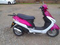 50cc moped 2010
