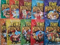 Time hunter book collection