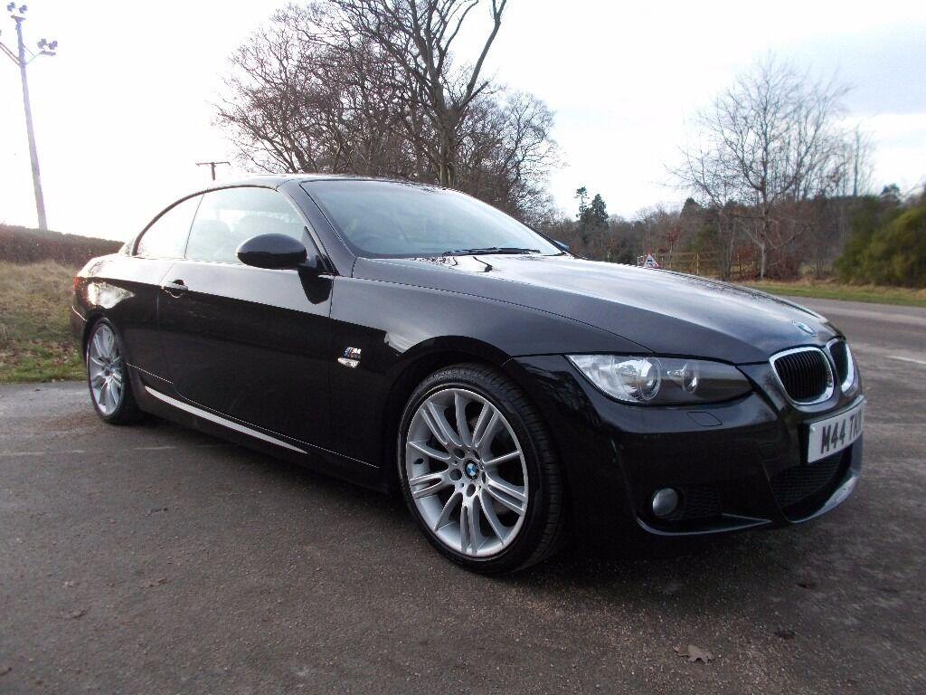 BMW I MSPORT CONVERTIBLE DOOR SPEED In - Bmw 320i 2 door