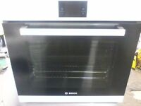 For sale single b/in ovens from £80,cookers from £120 to £200 all in clean working order with g.tee