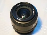 Nikon 24mm f2.8 D. used, good condition