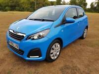 2015 Peugeot 108 1.0 Active 1 owner from new