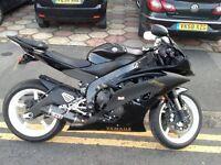 2011 Black Yamaha R6 *LOW MILEAGE*