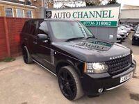 Land Rover Range Rover 5.0 V8 Autobiography Black 4X4 5dr (start/stop, LWB)
