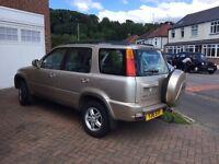 Honda CRV for sale £500.00 or nearest reasonable offer