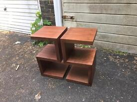 Lovely pair side table