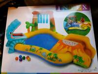 Pool set. Complete. New. Boxed.