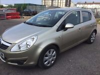 Vauxhall Corsa club 1.4 AUTOMATIC with only 82000 miles