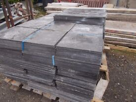 760 no - Cement Fibre Slates 600 X 300 ( 24 X 12 ) + 350 no 600 x 600 ( 24 x 24 )