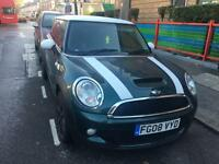 MINI Cooper S Hatchback (2008) R56 1.6 Cooper S 3d with full service histroy and mot