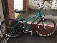 Ladies Apollo Town bike