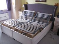Superking adjustable bed