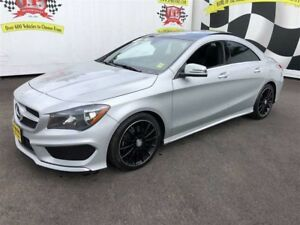 2014 Mercedes-Benz CLA-Class 250, Navigation, Leather, Sunroof,
