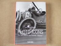Photo Icons. The Story Behind the Pictures. Volume 1.