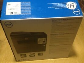 Dell B1265dnf A4 USB Duplex Network Mono Laser Multifunction Printer