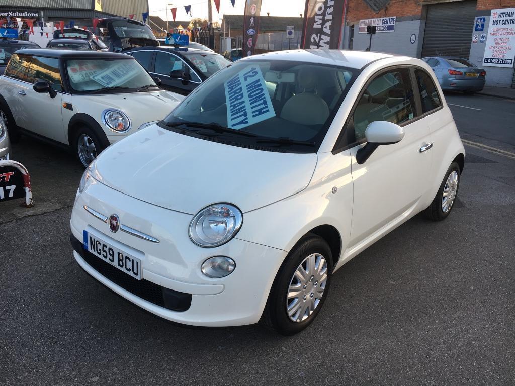 Fiat Pop ROAD TAX MONTHS WARRANTY In - Warranty on fiat 500