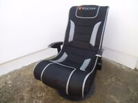 X rocker Gaming chair - ipod - Playstation - xbox - cheap bargain