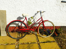 Retro bicycle MERCURY GT good condition