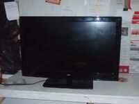 LOGIK 32 INCH HD READY TV WITH BUILT-IN DVD PLAYER