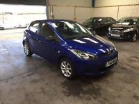 2010 Mazda 2ts 1300cc 5 dr mett paint low Miles guaranteed cheapest in country
