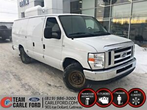 2013 Ford E-250 Commercial, A/c