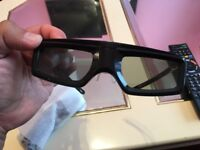 Sony 3D glasses pair of 2
