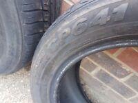 """Ford focus 15"""" 195/55R15 tyres nexen CP641"""