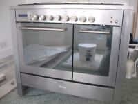 baumatic range cooker stove good condition