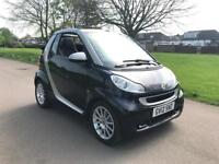 2012 Smart ForTwo Passion Convertible - Low Mileage / HPI Clear / Sat Nav / Quick Sale