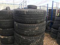 🇵🇱 On Sale!! 235/65/16c Mercedes Sprinter Van Part Worn Tyres, Matching Pairs 195/70/15c