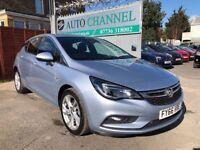 Vauxhall Astra 1.6 CDTi SRi Hatchback 5dr (start/stop)£8,995 p/x welcome TOP OF THE RANGE SRI MODEL
